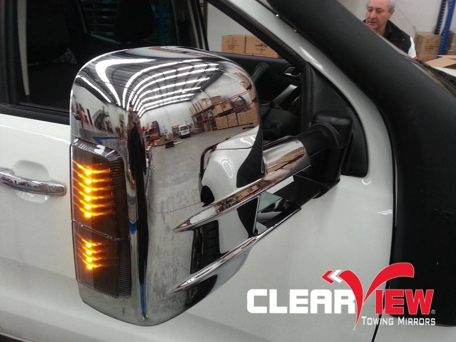 Ford Clearview Towing Mirror Ford Ranger Electric Only