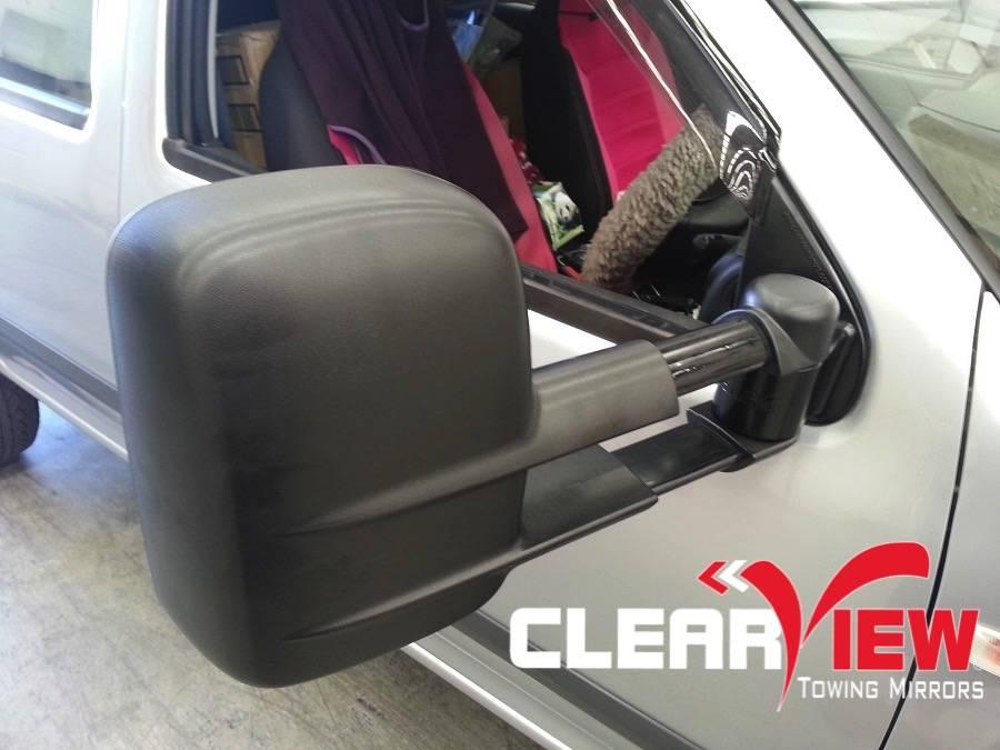 Isuzu Clearview rétroviseurs  Isuzu D-max