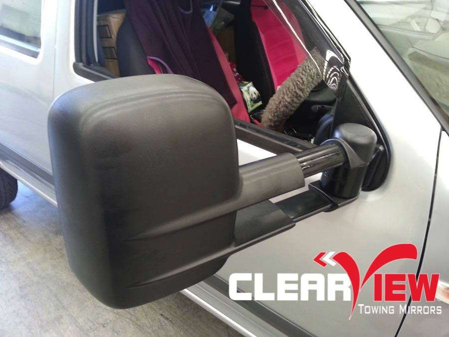 Isuzu Clearview Towing Mirror  Isuzu D-max