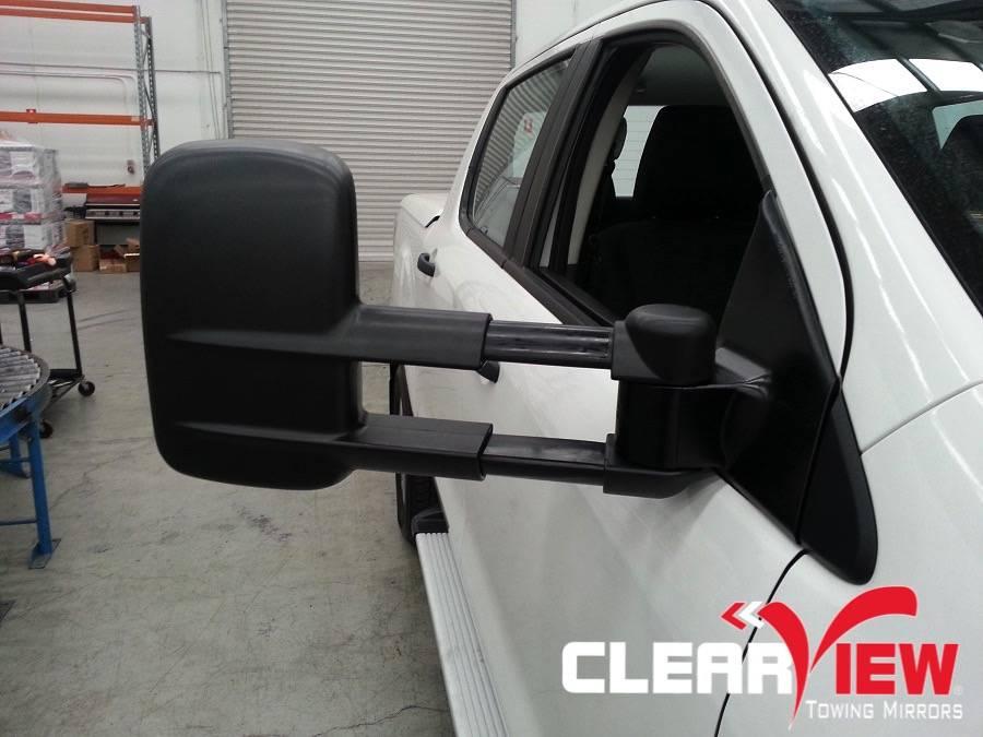 Mazda Clearview rétroviseurs Mazda BT-50 2012+ - seulement le fonctionnement électrique