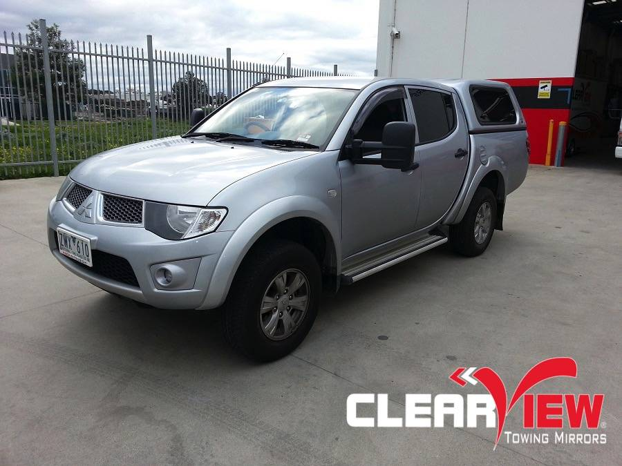 Mitsubishi Clearview Towing Mirror Mitsubishi L200/Triton
