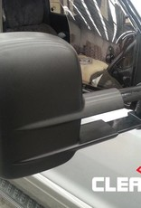 Mitsubishi Clearview Towing Mirror Mitsubishi Pajero '01+ - Electric only