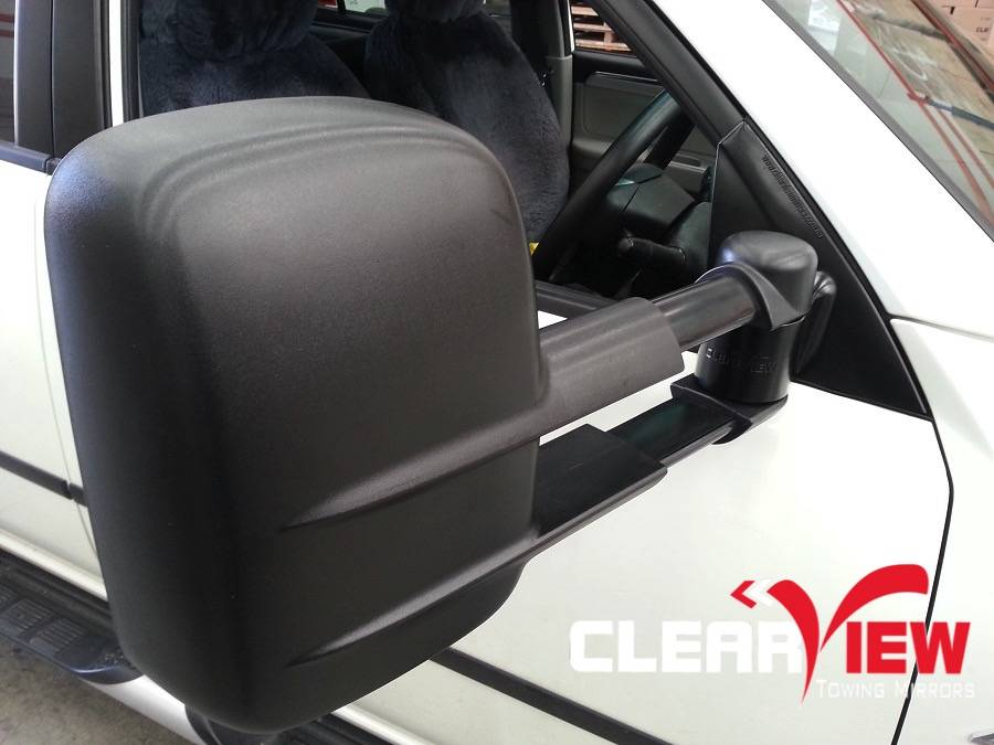 Mitsubishi Clearview Towing Mirror Mitsubishi Challenger - Electric only