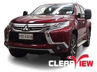 Mitsubishi Clearview rétroviseurs Mitsubishi Pajero Sport '15 + - Seulement Opération électrique