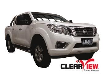 Nissan Clearview rétroviseurs  Nissan Navara NP300 - Seulement Opération électrique
