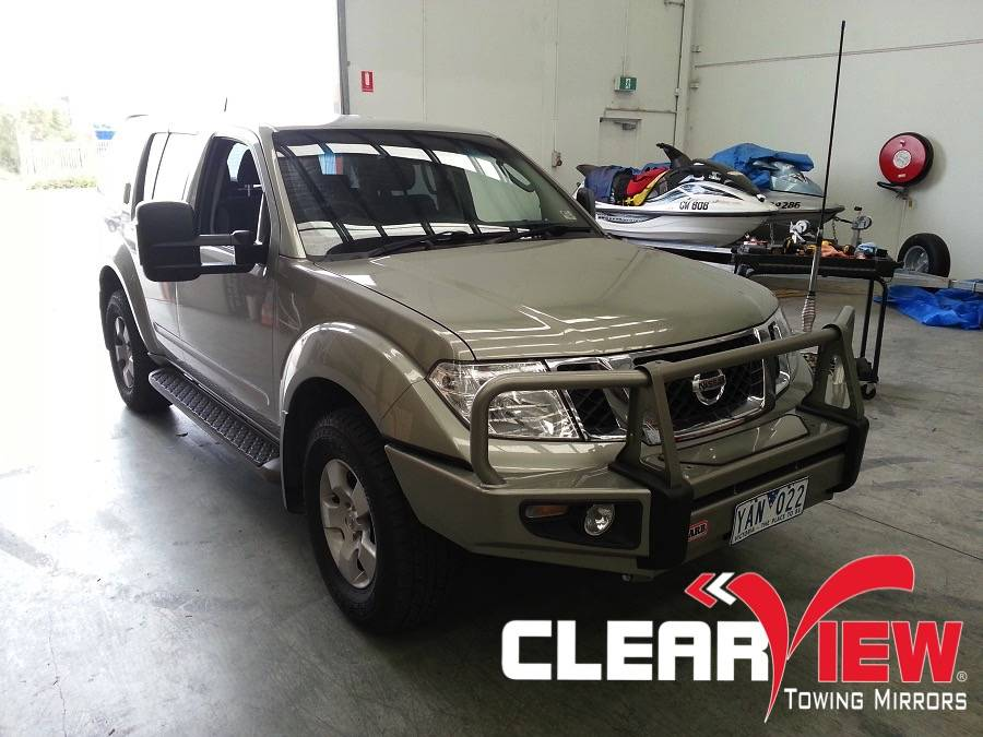 Nissan Clearview Towing Mirror Nissan Pathfinder