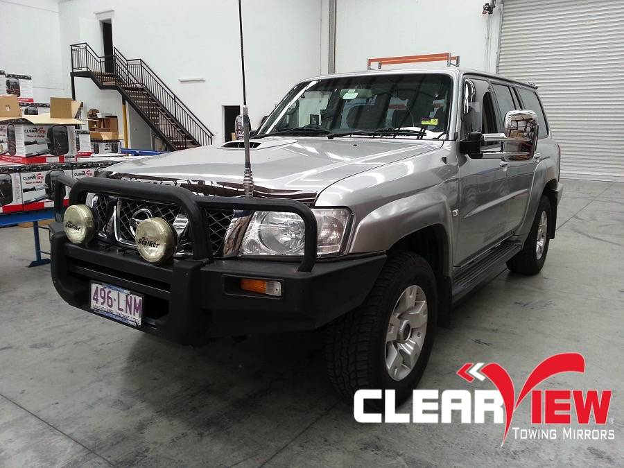 Nissan Clearview Towing Mirror Nissan Patrol GR / Y61