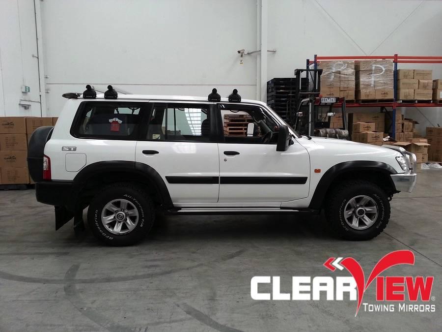 Nissan Clearview Rétroviseurs Nissan Patrol GR / Y61