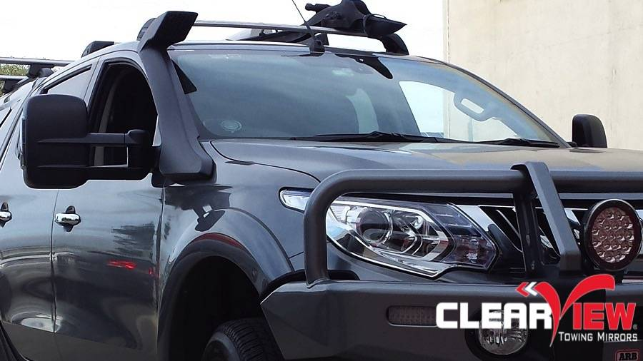 Mitsubishi Clearview rétroviseurs Mitsubishi L200/Triton 2015+