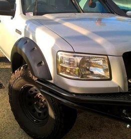Ford élargisseurs d'ailes pour Ford Ranger PJ/PK