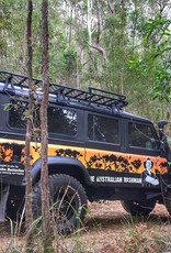Land Rover élargisseurs d'ailes pour Land Rover- 95 mm large