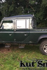 Land Rover Spatbordverbreders voor Land Rover - 95mm breed