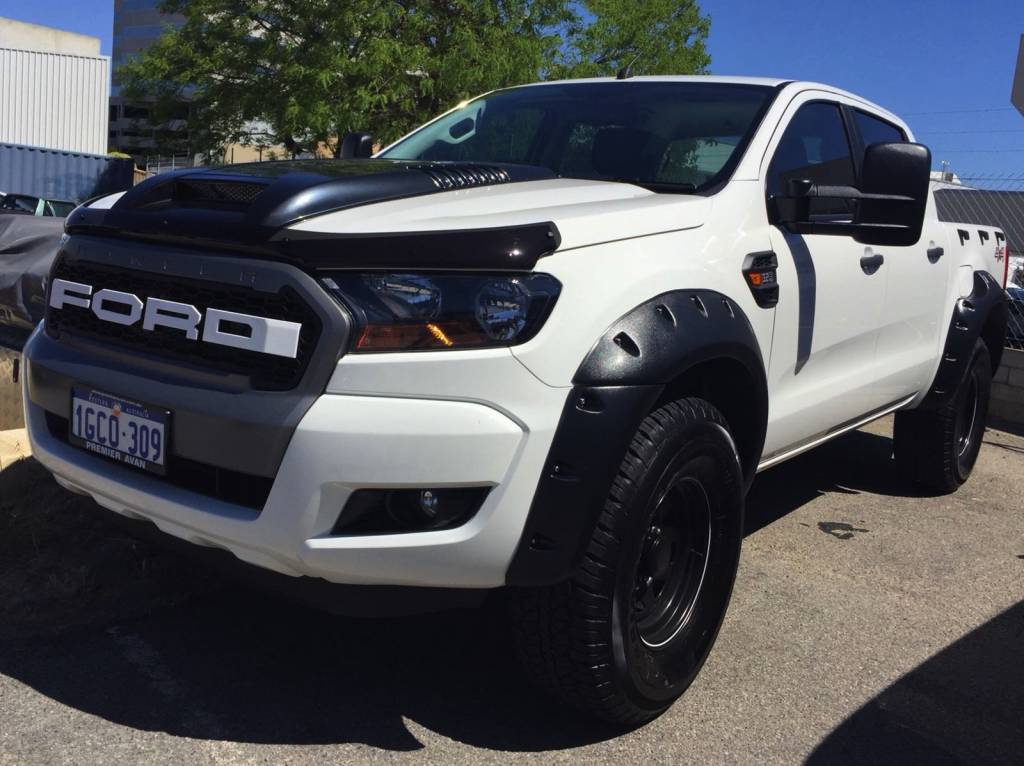 Ford Hood Scoop Ford Ranger