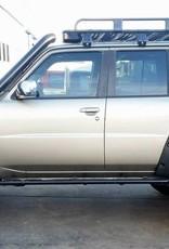 Nissan Fender Flares for Nissan Patrol Y61 series 4 - 70 mm wide