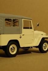 Toyota  1967 Toyota Land Cruiser FJ40 met gesloten soft top