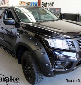 Nissan Nissan Navara D23-monster-85 mm