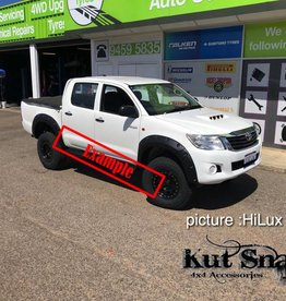 Toyota Toyota HiLux 2005-2012 standard (pre face-lift)