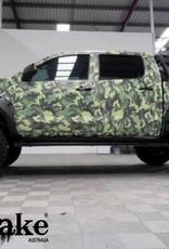 Toyota élargisseurs d'ailes pour Toyota HiLux 2012-2015 monster ( face-lift) - 95mm large