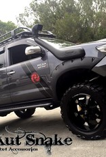 Toyota Spatbordverbrders voor Toyota HiLux 2012-2015 monster (face-lift)- 95 mm breed