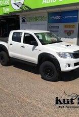 Toyota Kotflügelverbreiterung Toyota  Hi-Lux 2012-2015 standard (face-lift) - 50mm breit