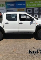 Toyota Fender Flares for Toyota HiLux 2012-2015 standard (face-lift) - 50 mm wide