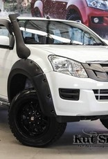 Isuzu Fender Flares for Isuzu D-max  - 85mm wide