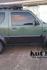 Suzuki Spatbordverbreders voor Suzuki Jimny