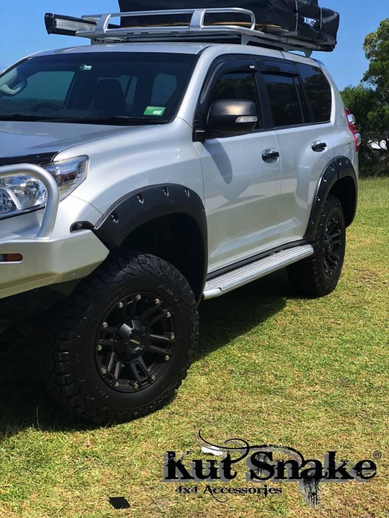 Toyota élargisseurs d'ailes pour Toyota Land Cruiser Toyota Land Cruiser 150 / Prado 150 - 55mm large