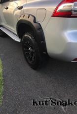 Toyota Spatbordverbreders voor Toyota Land CruiserToyota Land Cruiser 150 / Prado 150 - 55 mm breed