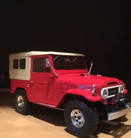 Toyota 1967 Toyota Land Cruiser FJ40 met soft top