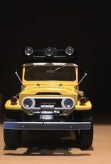 Toyota  1967 Toyota Land Cruiser FJ40 met hardtop en imperiaal