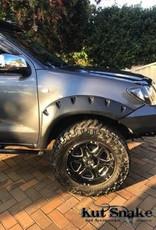 Toyota élargisseurs d'ailes pour Toyota HiLux 2005-2012 monster (avant face-lift) - 95mm large