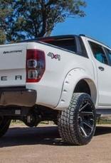 Ford élargisseurs d'ailes Ford Ranger PX1, 2 ét 3  - 55mm large - Finition lisse