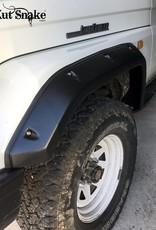 Toyota Kotflügelverbreiterung Toyota Land Cruiser 75/79- 50mm breit