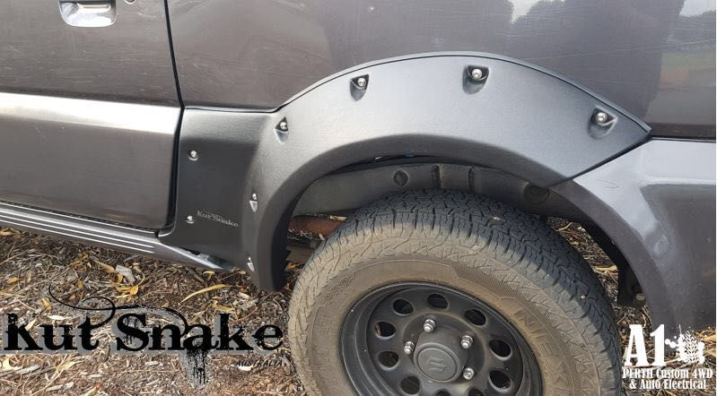 Suzuki Fender Flares for Suzuki Jimny