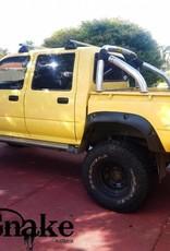 Toyota Kotflügelverbreiterung Toyota HiLux - 106 Doppelkabine - 95 mm breit