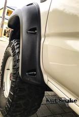 Toyota élargisseurs d'ailes pour Toyota HiLux - 106 Cabine simple - 95 mm large