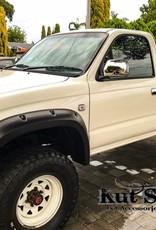 Toyota Kotflügelverbreiterung Toyota HiLux - 106 Enkel kabine - 95 mm breit