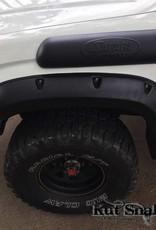 Toyota élargisseurs d'ailes pour Toyota Hi-Lux - 167 Cabine double - 95 mm large