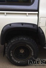 Toyota Fender Flares for Toyota Hi-Lux 167 Double cab - 95 mm wide