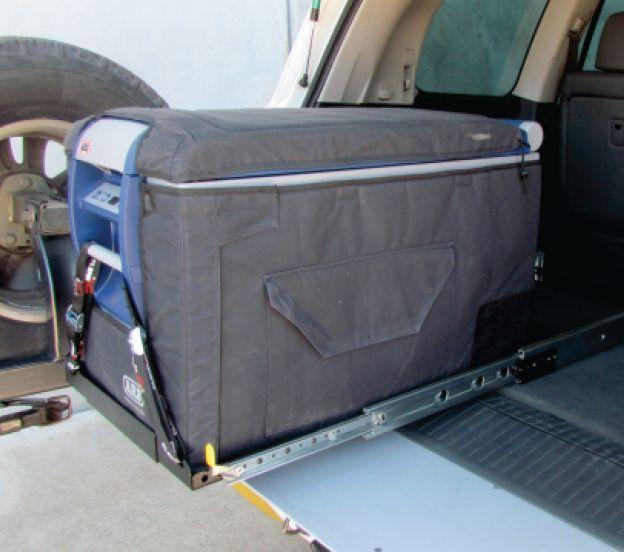 ClearView Expanda XL  einstellbare Kühlschrank Rutsche