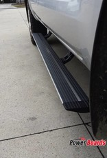 Ford Electrically folding footboards