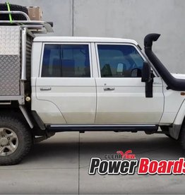 Toyota Power Boards Toyota Land Cruiser 79 Double Cab