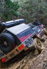 Toyota Marchepieds rabattables électriquement