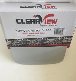 ClearView Konvexe Spiegel Glas