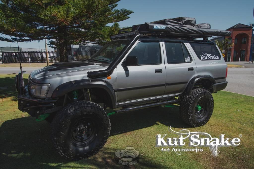 Toyota Kotflügelverbreiterung Toyota 4Runner/Surf