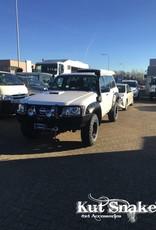 Nissan élargisseurs d'ailes pour Nissan Patrol Y61 series 4 - 70 mm large