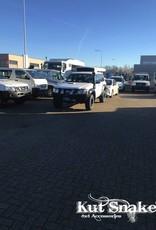 Nissan Spatbordverbreders voor  Nissan Patrol Y61   - 70 mm breed