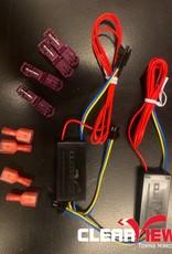 ClearView Zijmarkeringslamp Upgrade set