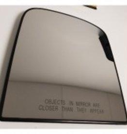 ClearView Miroir convexe au lieu d'un miroir plat (ne peut être commandé qu'avec un jeu de miroirs)